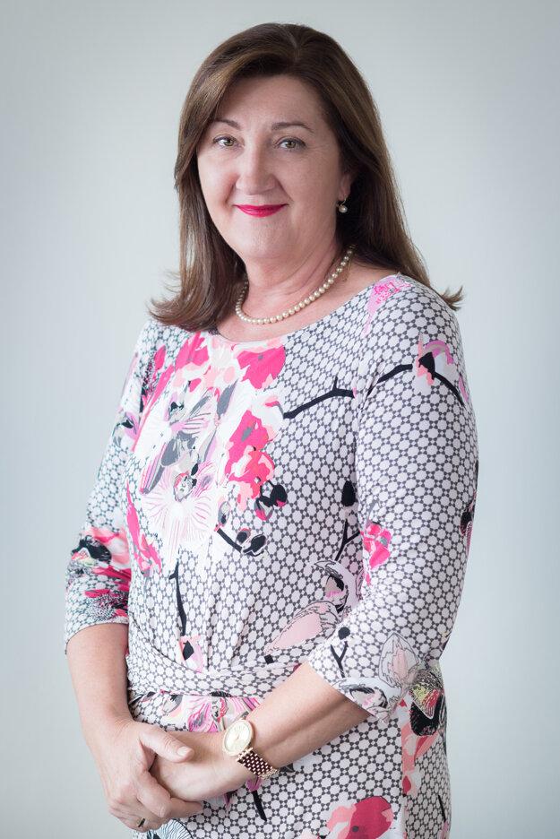 Valaria Malíková, výkonná riaditeľka knižného vydavateľstva IKAR
