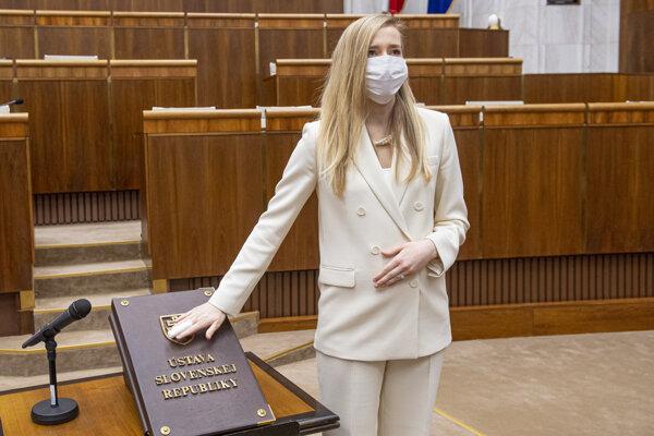 Vladimíra Marcinková.