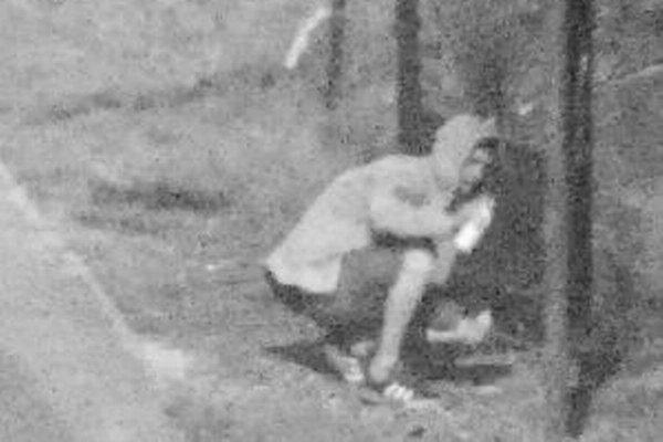 Takto zachytila kamera 27-ročného mladíka.