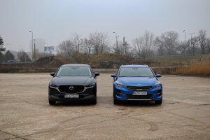 Kia XCeed vs. Mazda CX-30