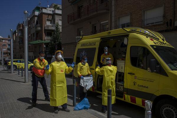 Koronavírus v Španielsku.