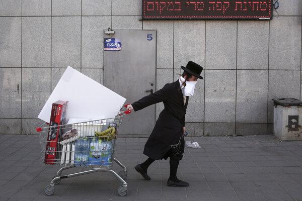 Koronavírus: Izrael.