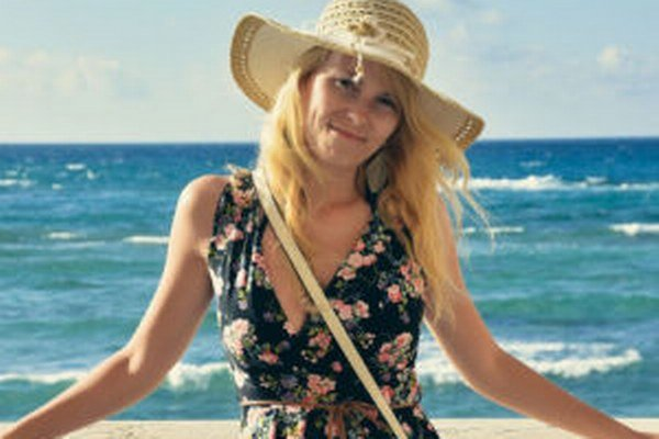 Andrea Kunštárová z Kremnice zaujala blogmi o cestovaní.
