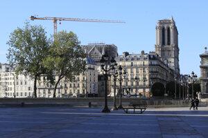 Katedrála Notre-Dame rok po požiari