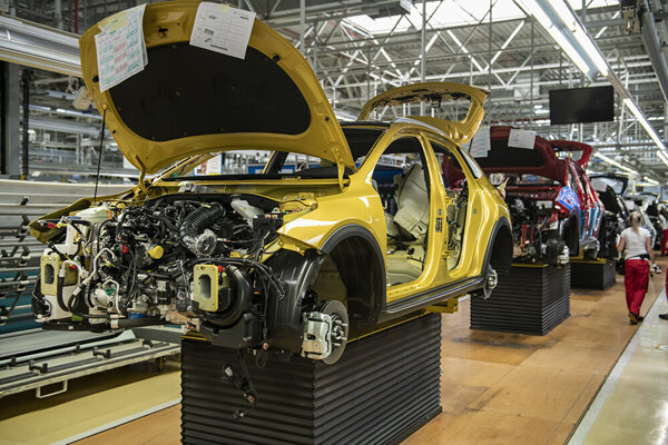 V automobilke Kia Motors si dajú pauzu.