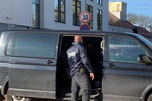 """Policajná akcia """"Dobytkár""""."""