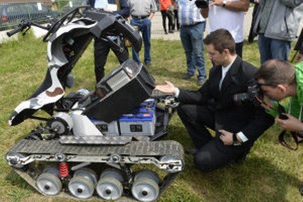 Vozidlo by raz mohlo slúžiť profesiám v chránených oblastiach.