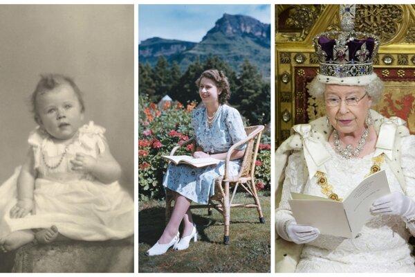 Kráľovná Alžbeta II. oslavuje 94 rokov.