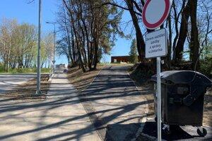 Prístup na vojnový cintorín sa riešil v rámci 2. etapy prác