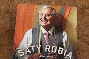 Kniha zachytávajúca jeho životný príbeh vyšla aj v jeho rodnej krajine.