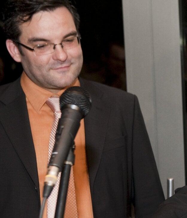 Martin Kvietik.