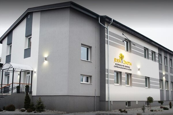 Centrum sociálnych služieb Jeseň života Veľká Lomnica.