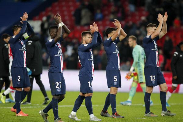 Sezóna vo francúzskej lige sa skončila.