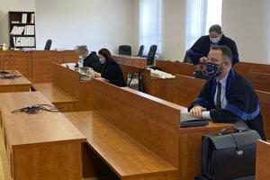 Advokát Mariana Kočnera Marek Para.