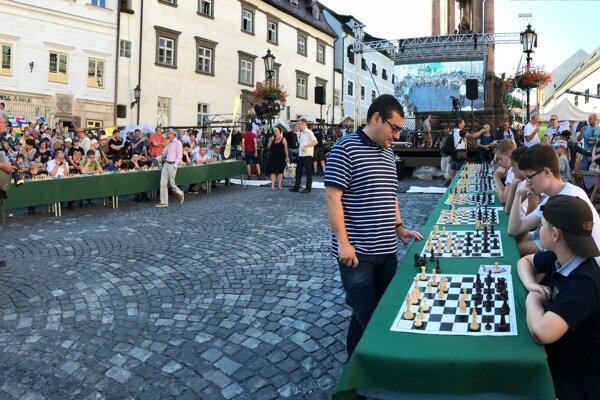 Mesto už zrušilo aj obľúbené tradičné podujatie vcentre Živý šach.