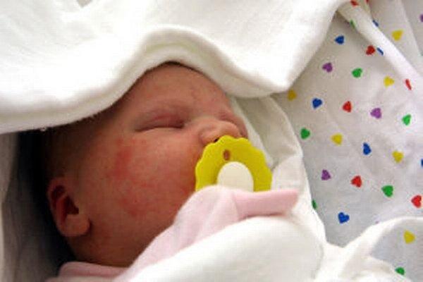 Nemocnicu vyhľadávajú mamičky z rôznych častí Slovenska.