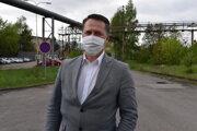 Výkonný riaditeľ spoločnosti Nexis Fibers Ján Kučeravý.