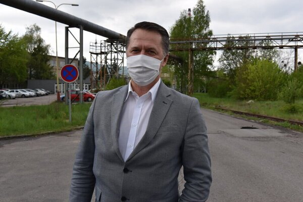 Výkonný riaditeľ spoločnosti Nexis Fibers Ján Kučeravý