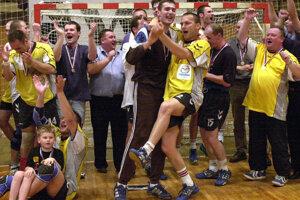 Takto sa Sečovčania radovali z historicky prvého titulu majstra Slovenska.