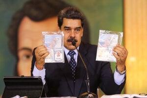 Prezident Nicolás Maduro.