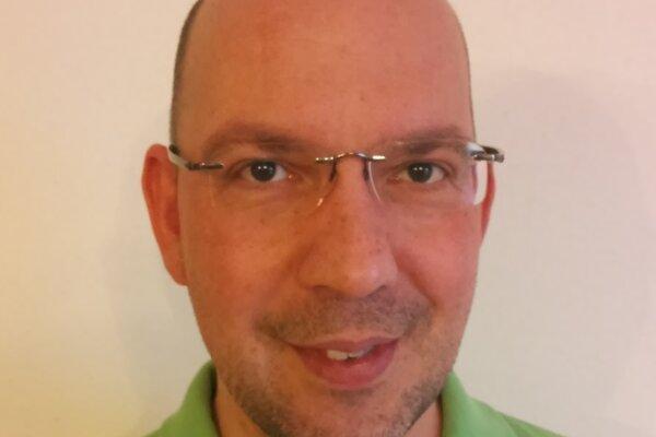 Psychológ Marcel Slivka.