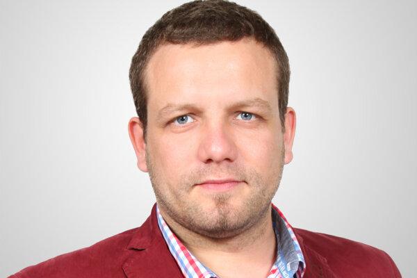 Marek Gális - manažér klubu Pirana Sport Club Topoľčany.