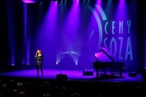Foto z galavečera Cien SOZA za rok 2018