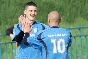 Mário Jančošek vo svojej kariére v drese Bardejovskej Novej Vsi nastrieľal 106 gólov.