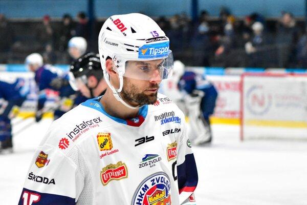 Ivan Švarný nehral za rodnú Nitru už trinásť rokov.
