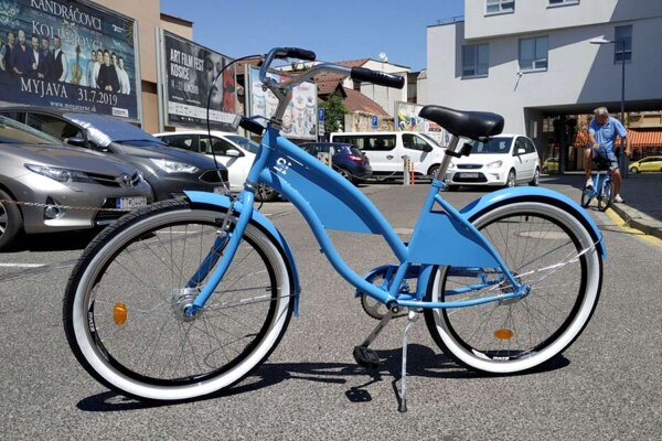 Zdieľané bicykle v Piešťanoch