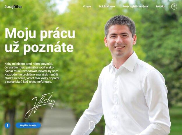 Juraj Říha má povesť progresívneho primátora.