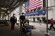 Wall Street v New Yorku