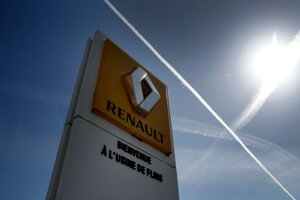 Renault - ilustračná fotografia.