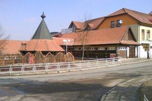 Trhovisko v Starej Ľubovni.
