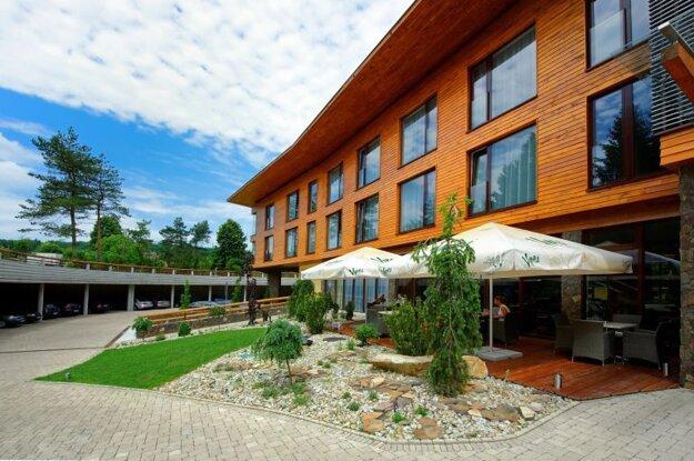 Exteriér hotela Zochova Chata