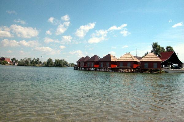 Senecké jazerá.