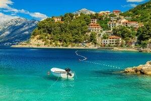 Chorvátsko tento rok pre koronavírus očakáva menej návštevníkov.