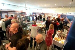 Otvorenie expozície v Liptovskomikulášskom múzeu Janka Kráľa 90. výročie organizovaného hokeja na Slovensku