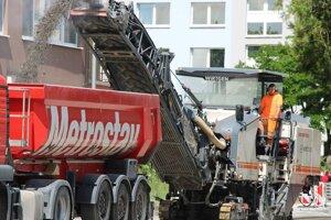 Tento rok majú obnoviť viac ako 5,5 kilometra ciest v meste.
