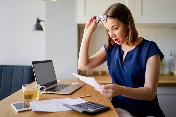 Väčšina správcov posiela ročné vyúčtovania nákladov a ďalšie informácie v papierovej podobe.