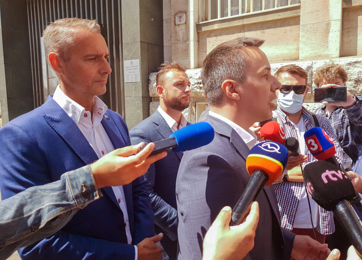 Raši podal trestné oznámenie v súvisloti s Remišovej konaním v kauze Govnet - SME