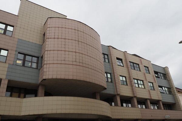 Mestský úrad v Prešove na Jarkovej ulici č. 24.
