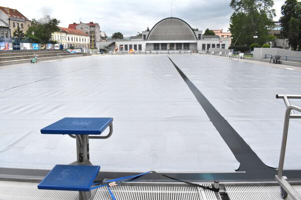 Kúpalisko Mestská plaváreň na Rumanovej ulici už otvára.