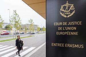 Súdny dvor EÚ.