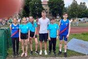 Mladé talenty z AK Danica Zvolen