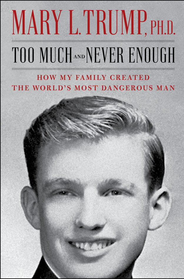 Kniha Mary Trumpovej.