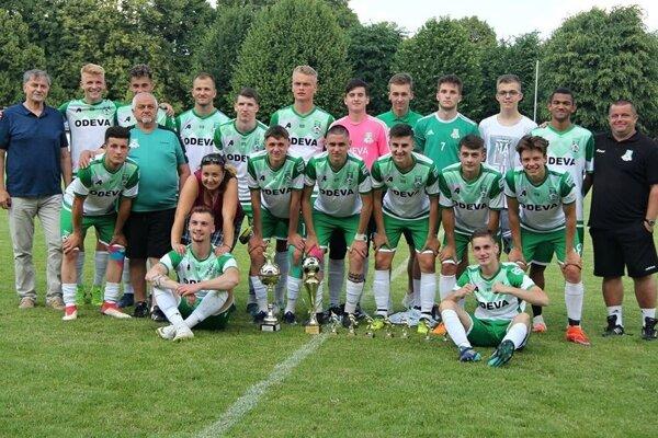 Tradičný dorastenecký turnaj v Lipanoch ovládli domáci futbalisti.