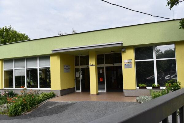 Centrum sociálnych služieb Vita Vitalis na Volgogradskej 5 v Prešove.