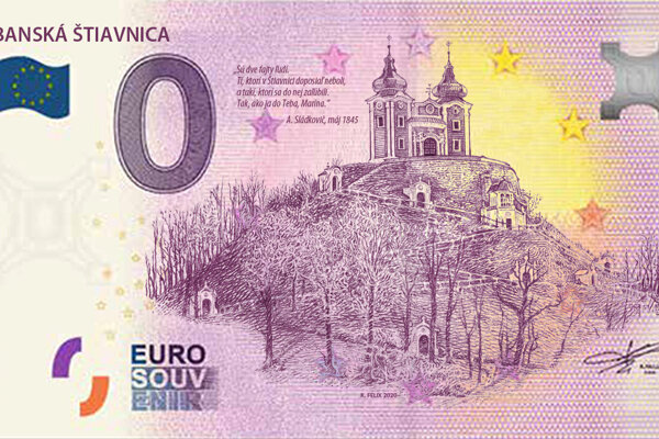 0-eurová bankovka.