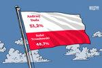 Rozdelené Poľsko (kreslí Hej,ty! – Györe) 13. júla